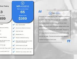 Nro 49 kilpailuun Design a beautiful comparison table for our website. käyttäjältä moshalawa