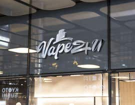 #48 для I would like a logo created for a vape online store where I will sell vape cigarettes and liquids.  The shop name is Vapez4u so would like something to go with it.  I don't mind a nice edgy design and I am open to colour schemes and designs. от motiondiscover