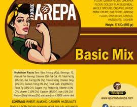 #9 for design labels for food product af elinorcarrillo