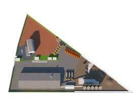 #49 для Industrial Yard Floor Plan and Layout от Paul7127