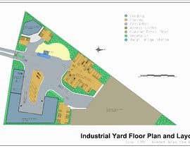 #42 для Industrial Yard Floor Plan and Layout от EstebanGreen