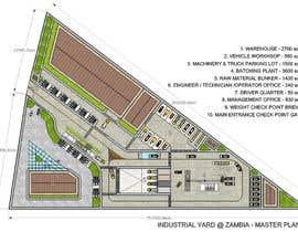 #38 для Industrial Yard Floor Plan and Layout от iwekadiana