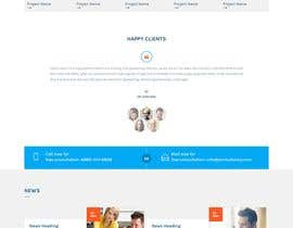 #19 for Convert PSD To HTML . by atikur330