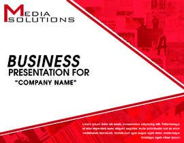 #33 для make a logo presentation template - make a business branding template от Ramdy