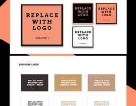 #43 для make a logo presentation template - make a business branding template от awesome94