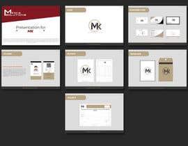 #29 для make a logo presentation template - make a business branding template от Mosharaf10