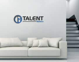 #254 untuk Design a logo and tag line for the company 'Talent Matters' oleh alaminbd007