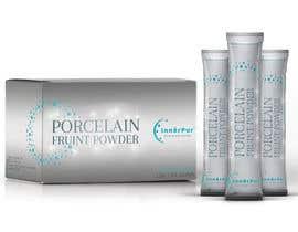 #24 для Packaging design for skin care drink от blindemptiness
