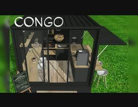 #13 for Luxurious coffee shop pop up stand by info7SCS