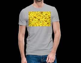 #65 for Realistic banana design to print on tee-shirts by sajeebhasan177