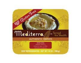#47 для Hummus Packaging (label design based on existing graphical identity) от golamrahman9206