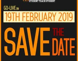 "#7 для Create ""Save The Date"" Instagram Content Posts for www.StudentTeachSudent.com Go-live от khushalichavda"