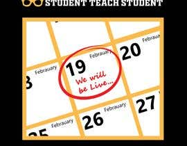 "#11 для Create ""Save The Date"" Instagram Content Posts for www.StudentTeachSudent.com Go-live от SadiaEijaz01"