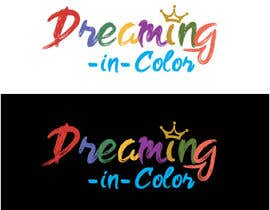 #89 для Create a Logo for Dreaming in Color от khaldiyahya