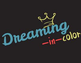 #88 для Create a Logo for Dreaming in Color от Noviz