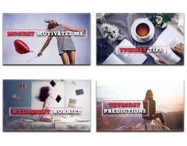 nº 14 pour Series of 7 Spiritual Images for Facebook Group Postings - Woman Focused par aalimp