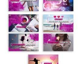 nº 21 pour Series of 7 Spiritual Images for Facebook Group Postings - Woman Focused par aalimp