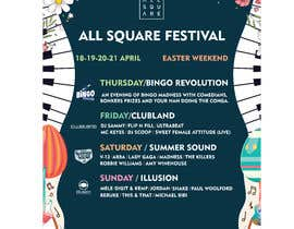 #24 for Festival Poster by lidiathimjo