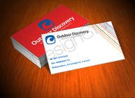 Graphic Design Contest Entry #11 for Business Card Design for Outdoor Discovery Adventure Company