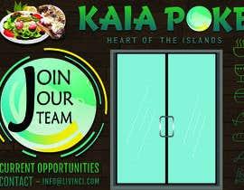 #8 for Design a banner for a restaurant opening af Fantasygraph