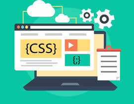 #2 для Create a Thumbnail for a CSS Course от itrabbi247