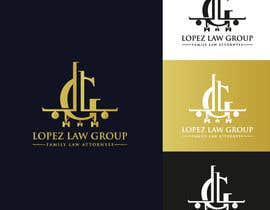#115 para Need new logo, email signature, letterhead and envelope designs for law firm por bluedaycome