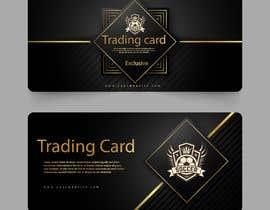 #69 для Design trading cards concept for a sport от nasirulislam852