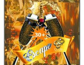 #13 для Design A5 Flyer Front - Escape1 от sariyaakter174