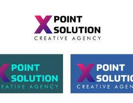 #47 for Logo for Xpoint Creative Agency by sherlockcse