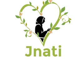 #4 для Brand Name:  Jnati Brand URL:  www.jnati.com Meaning of brand name: My Heaven Brand Description: It is a female brand that sells Muslims Women Prayer Clothes. I want a creative logo that has the combination of the attached two logos. от WILDROSErajib