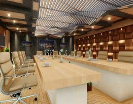#54 для Design of a Conference room от darvish2