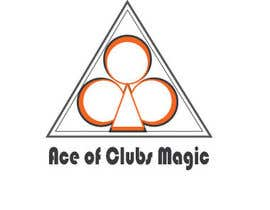 #67 para Logo Design for AOC Magic por lilybak