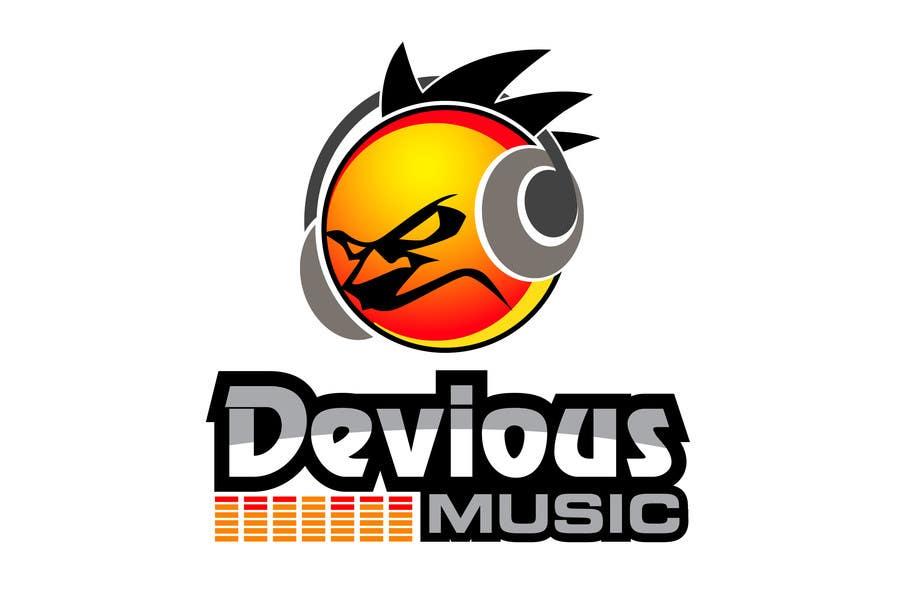 Penyertaan Peraduan #49 untuk Logo Design for Dance Music DJ Logo