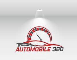 #58 для I need a logo designed for my new company named Automobile 360. The colors I prefer are blue, black and white. от aktaramena557