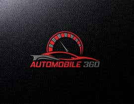 #59 для I need a logo designed for my new company named Automobile 360. The colors I prefer are blue, black and white. от aktaramena557
