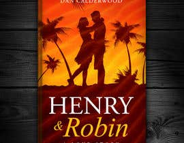#27 for Book Cover (+ spine + back cover) -- Henry & Robin: A Love Affair by redAphrodisiac