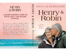 #26 for Book Cover (+ spine + back cover) -- Henry & Robin: A Love Affair by ichddesigns