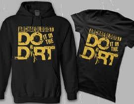 #70 untuk Creative Archaeology T-Shirt/Tanktop/Hoodie Design Contest! oleh erwinubaldo87