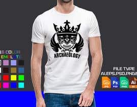 #69 untuk Creative Archaeology T-Shirt/Tanktop/Hoodie Design Contest! oleh sajeebhasan177