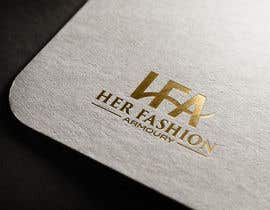 #45 for 'Her Fashion Armoury' or the Acronym 'HFA' in a logo. No bright colours. Classic design. Will be for an online female clothing rental business by rifatsikder333
