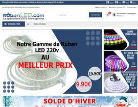 #36 для 4 Products Banners for our French Led strip ecommerce website от Mantazed