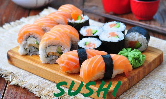 Konkurrenceindlæg #12 for Design a eCommerce logo for a Sushi store!