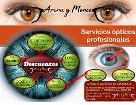 #14 para Flyer o infografía informativa de un servicio óptico de ernestorosa