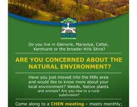 #28 for Poster for environment group by naveen14198600