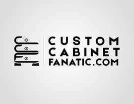 """#191 para Develop a logo for """"CustomCabinetFanatic.com"""" por rifat042"""