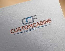 """#153 para Develop a logo for """"CustomCabinetFanatic.com"""" por meglanodi"""