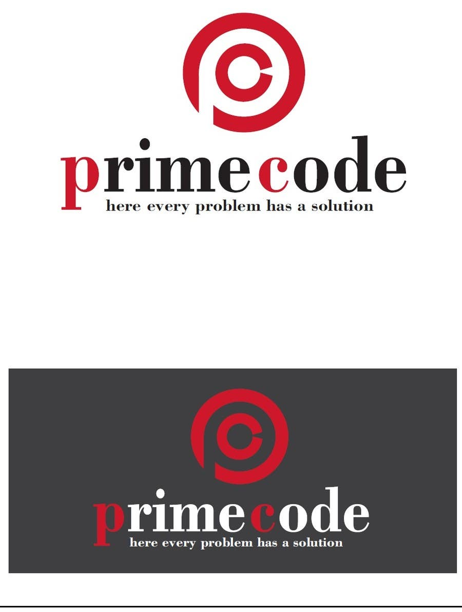 #13 for Logo Design for technology company 'Primecode' with tag line by TheAVashe