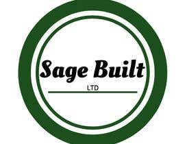 #15 для I need a Logo for my new company Sage Built Ltd. I really like the old retro Esso logo attached. I would like outside red perimeter to be dark forest green , with black cursive font in lieu of navy. The person with the best logo design wins, Good luck! от aleksaantic