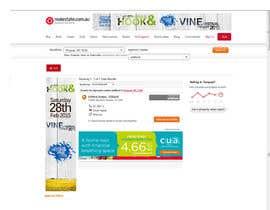 #6 para Design a Banner for Website por granwakko