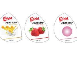 #24 для Liquid Soap Labels от gb25